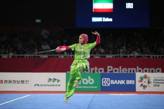 تالوکاران ایران در انتظار دومین اجرای فرم، کیانی شانس اول مدال