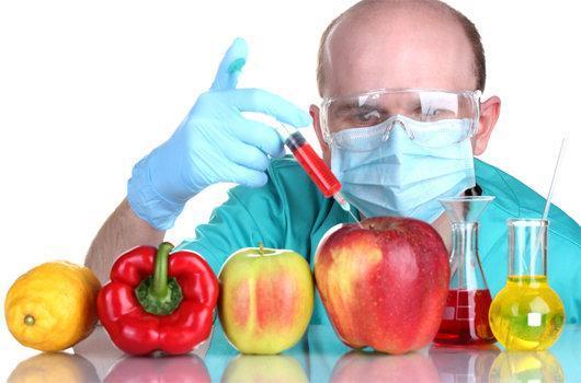 محصولات دستکاری شده بخوریم یا نخوریم؟
