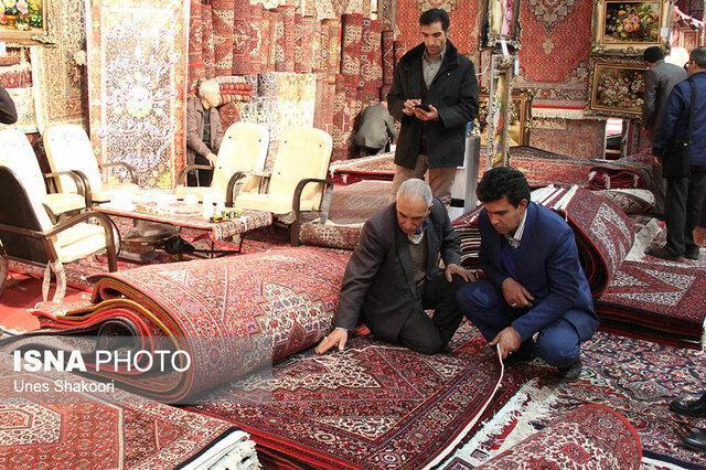 تدوین شکایتی برای خروج فرش ایران از دایره تحریم ظالمانه