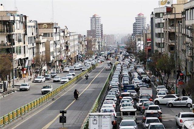 تردد 11 میلیون وسیله نقلیه فرسوده در کشور
