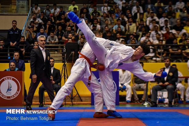 شب طلایی کاراته ایران در استانبول، ایران قهرمان شد