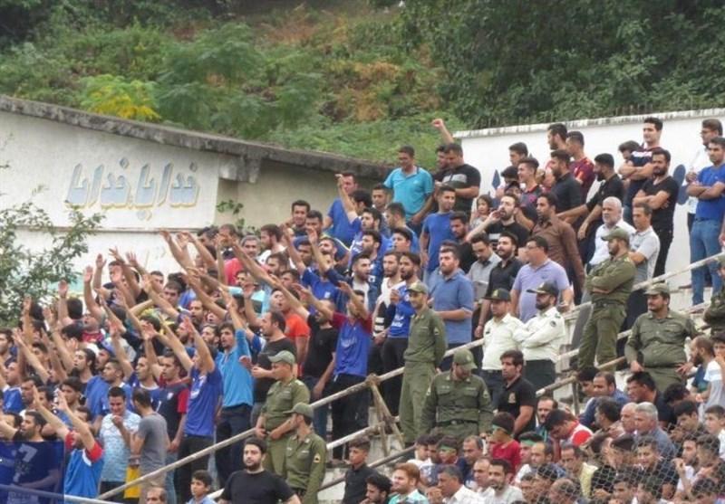 وضعیت عجیب تیم فوتبال داماش گیلانیان در آستانه فینال جام حذفی!