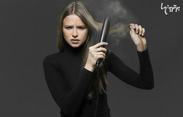 4 روش صاف کردن مو بدون استفاده از اتوی مو