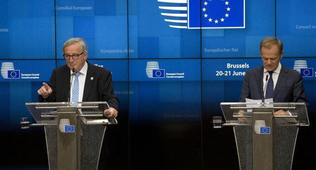 موضوعات مهم نشست اخیر سران اتحادیه اروپا در بروکسل