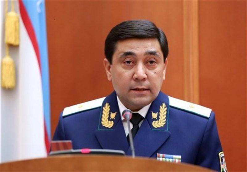 پرونده اختلاس، علت برکناری دادستان کل ازبکستان