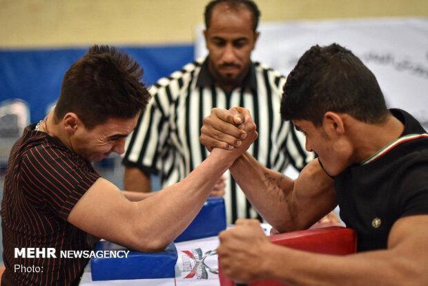 مچ اندازی ایران در رده سوم آسیا واقع شده است، مچ اندازی درراه المپیک