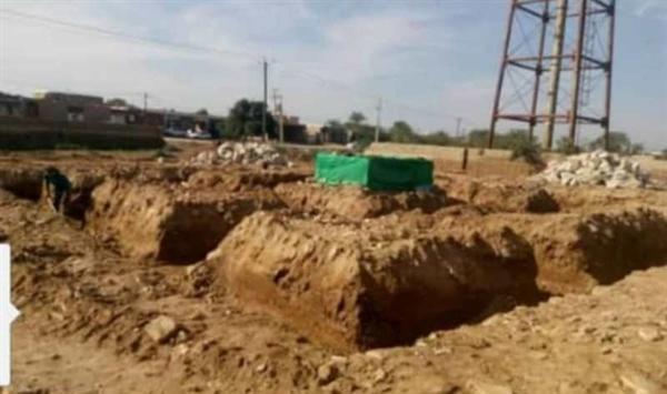 در بازسازی مقبره تاریخی سید محسن مشعشعی استعلامی از میراث فرهنگی گرفته نشده است