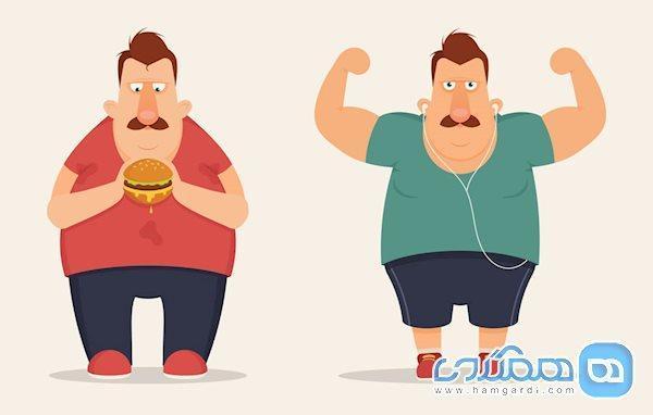 نوع چاقی چه تاثیری بر سلامت قلب دارد؟