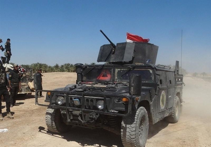 هلاکت 9 تروریست داعشی در جنوب غرب موصل