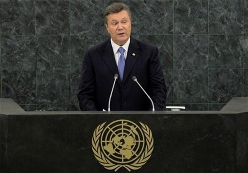 رئیس جمهور اوکراین به چین سفر می نماید