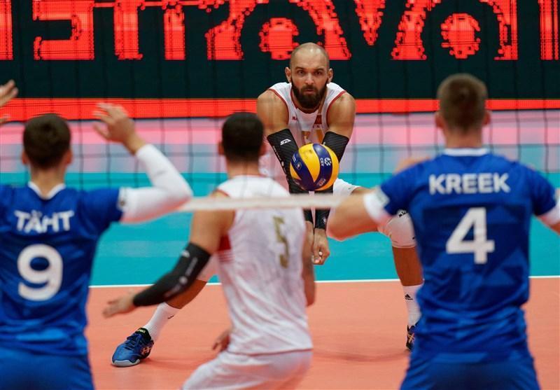 والیبال قهرمانی اروپا، روسیه و بلغارستان صعود کردند، پیروزی تاریخی برای مونته نگرو