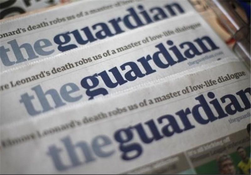 وبسایت روزنامه گاردین در چین مسدود شد