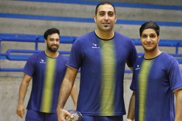 هندبال شانس کسب سهمیه المپیک را دارد، با انگیزه راهی قطر شدیم