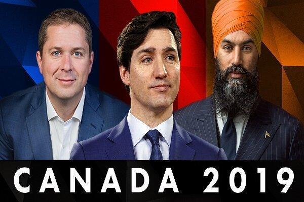 برگزاری انتخابات پارلمانی در کانادا