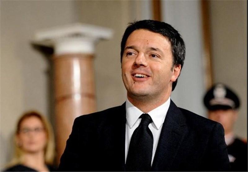 نخست وزیر ایتالیا می خواهد ناجی اتحادیه اروپا گردد
