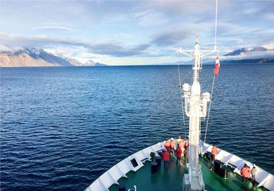 کانادا به دنبال کاهش گردشگران دریایی