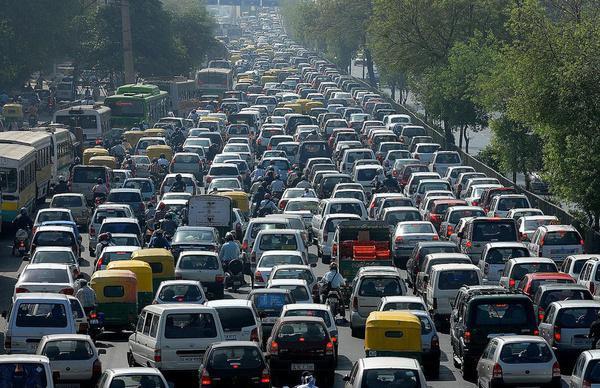 آخرین وضعیت ترافیکی تهران در دوم مهرماه