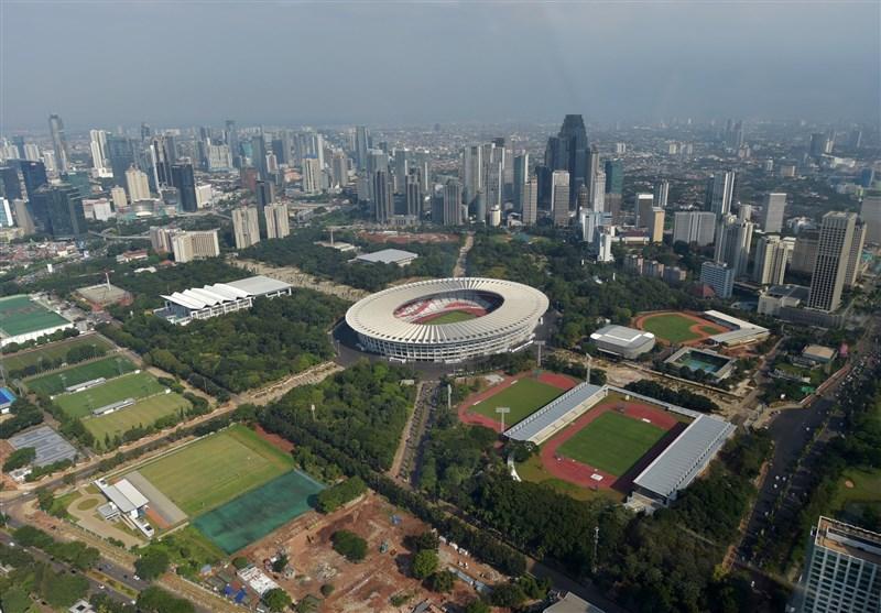 ادعای اندونزیایی ها درباره زمان آماده سازی استادیوم های بازی های آسیایی