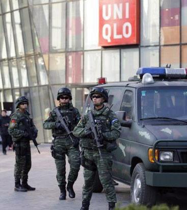 هشدار امنیتی 4 کشور در پکن