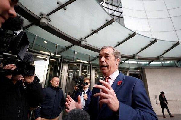 اختلافات داخلی در لندن، حزب برگزیت در انتخابات انگلیس شرکت نمی کند