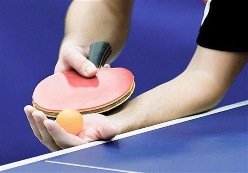 قهرمانی نونهال ایرانی در تنیس روی میز تور جهانی در عمان