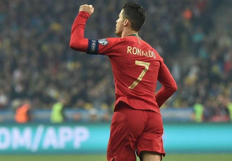 رونالدو: رکوردها دنبال من هستند، نه من دنبال آنها، نمی دانم چند رکورد ثبت کرده ام