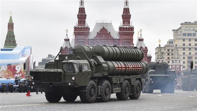 مسکو تحویل سامانه های اس 400 را به چین شروع کرد