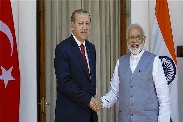 مودی سفر خود را به ترکیه لغو کرد