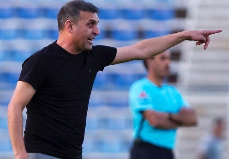 سرپرست شاهین شهرداری بوشهر: تمام بازیکنان در زمان ویسی عملکرد ضعیفی داشتند، در آن موقع پیشرفتی در تیم نمی دیدیم