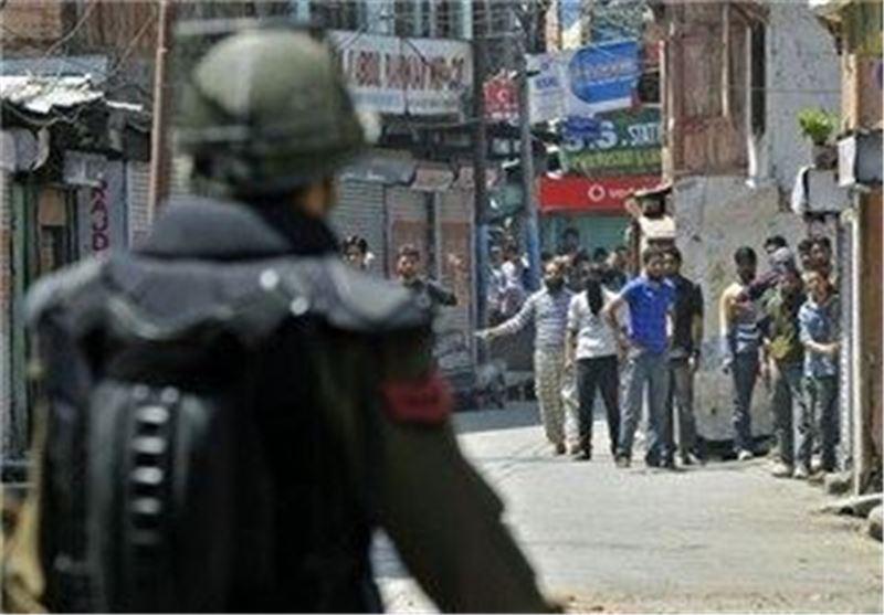 ادامه تنش ها در منطقه کشمیر تحت کنترل هند