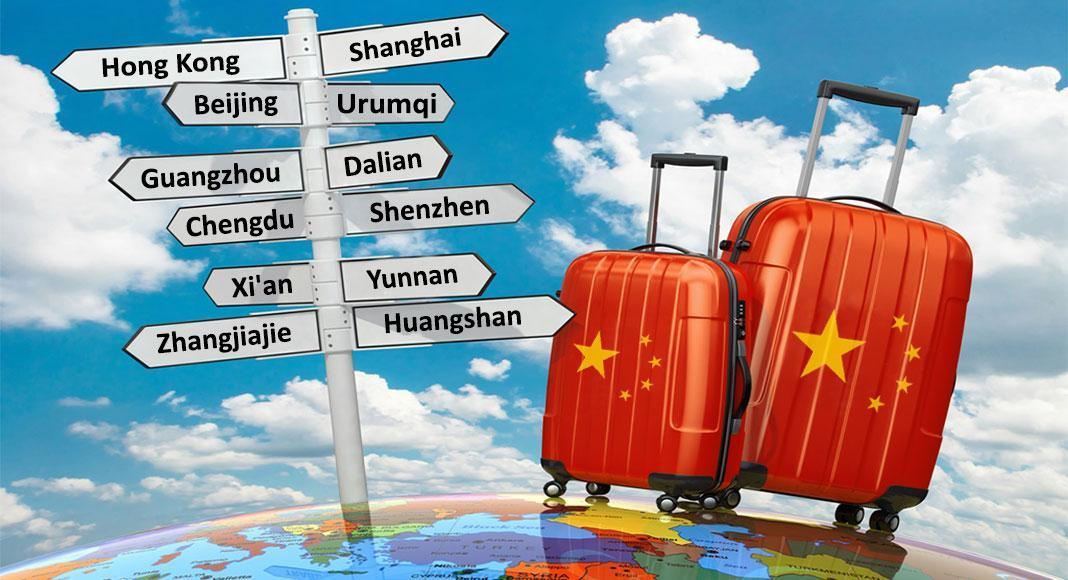 آشنایی با ایرلاین ها و پروازهای داخلی چین