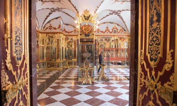 دزدی از موزه درسدن آلمان ، یکی از بزرگترین گنجینه های اروپا به سرقت رفت