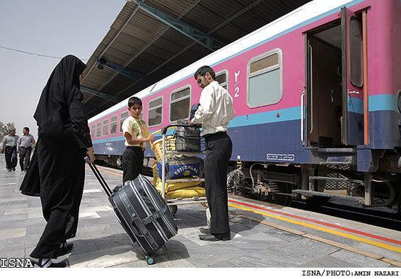 راه اندازی قطار فوق العاده زنجان - مشهد برای هیئت های مذهبی