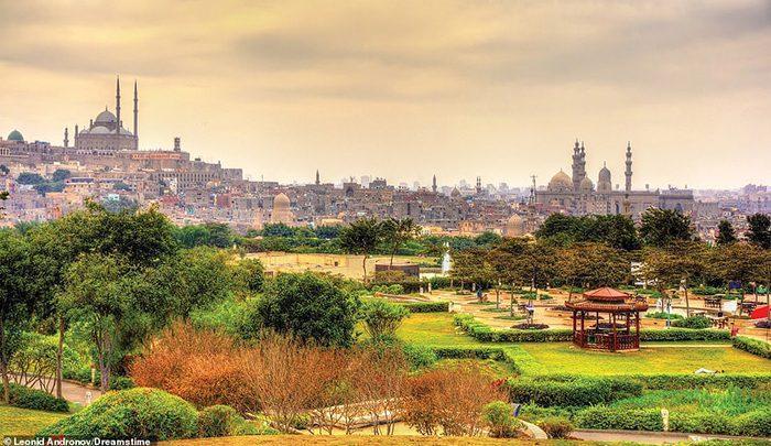 تصاویر و خواندنی های متفاوتی از مصر؛اهرام مصر را کارگران روزمزد ساخته اند نه برده ها!
