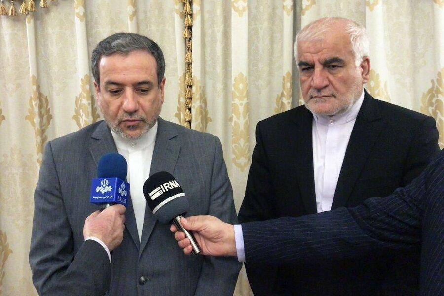 عراقچی: شوک مالی خروج آمریکا از برجام فرونشست ، بازگشت ایران به شرایط باثبات در روابط با چین