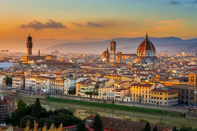 دیدنی های فلورانس، خاستگاه هنر و معماری رنسانس ایتالیا