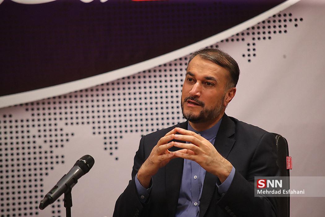 هدف دشمنان در منطقه ایجاد ناامنی و بی دولت سازی است، با قدرت در کنار مردم سوریه خواهیم ماند