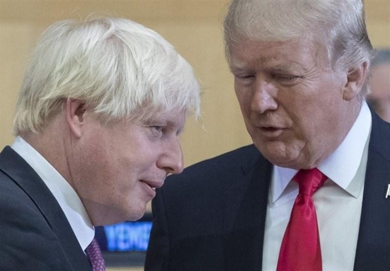 یادداشت، واکنش انگلیسی به مداخله گرایی ترامپ