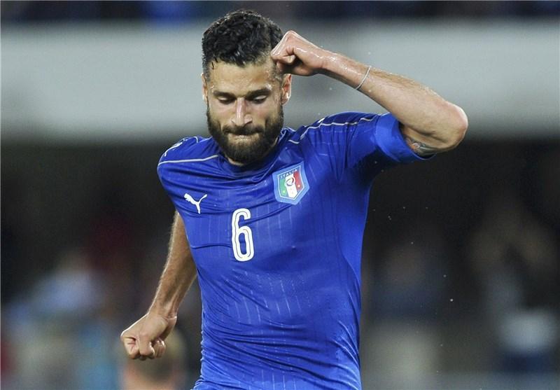کاندروا تقابل ایتالیا با اسپانیا را از دست داد