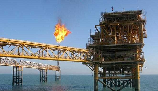 شروع توسعه بزرگترین مخزن ذخیره سازی گاز خاورمیانه
