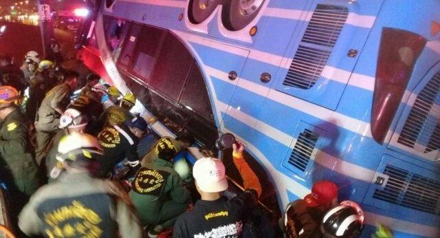 تایلند، رکورددار مرگ ومیر جاده ای در جنوب شرق آسیا