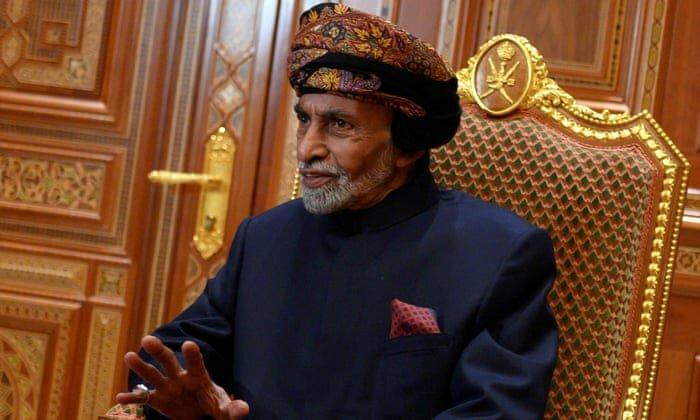 سلطان قابوس پادشاه عمان درگذشت