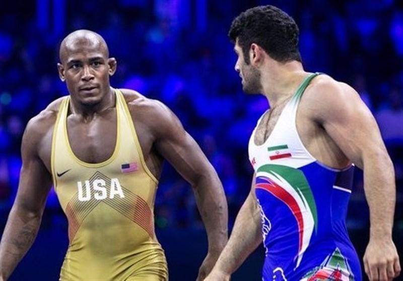 تردید حریف آمریکایی علیرضا کریمی برای انتخاب وزن المپیکی