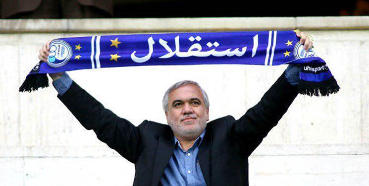فتح الله زاده: صحبتی با من برای مدیرعاملی استقلال نشده، می توان استراماچونی را برگرداند