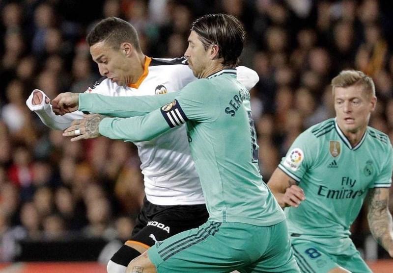 لالیگا، بنزما در آخرین ثانیه ها مانع شکست رئال مادرید شد