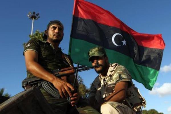 تک تیراندازان ترک در کنار دولت وفاق ملی در طرابلس می جنگند