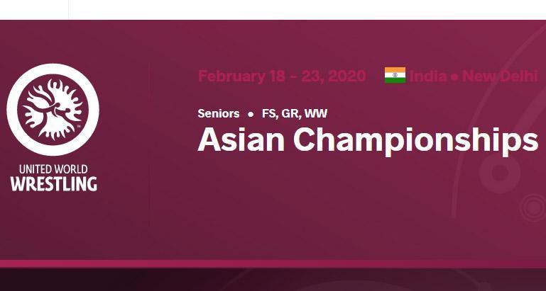اعلام ترکیب تیم ملی کشتی آزاد در رقابت های قهرمانی آسیا