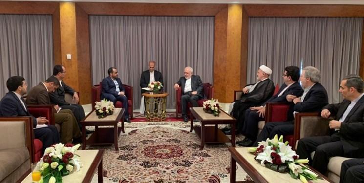 سخنگوی انصارالله یمن: ملاقات با ظریف مهم بود