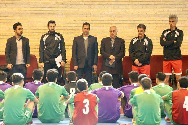 پرهیزکار: AFC می خواهد میزبانی فوتسال آسیا را از ترکمنستان بگیرد