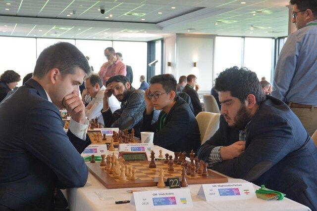 سقوط 8 پله ای شطرنج ایران در رده بندی جهانی بعد از خروج علیرضا فیروزجا